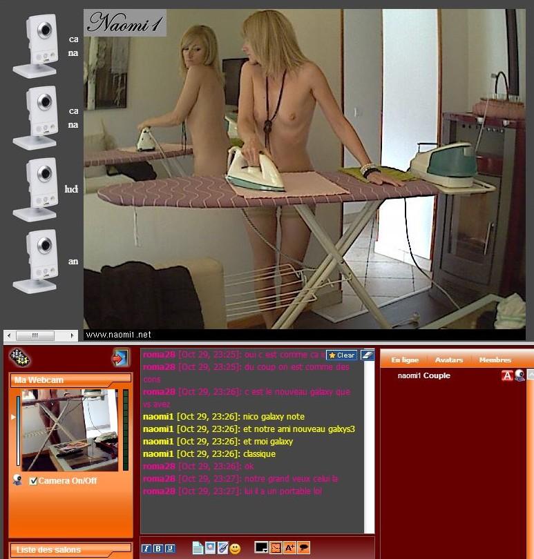 naomi nico live webcam